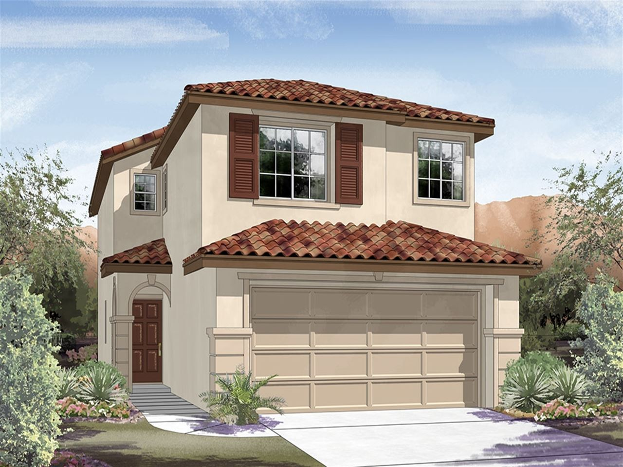 Ryland Homes Quintessa Casella 1084397 Las Vegas NV New Home For