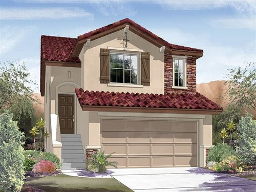 Quintessa by Ryland Homes in Las Vegas Nevada