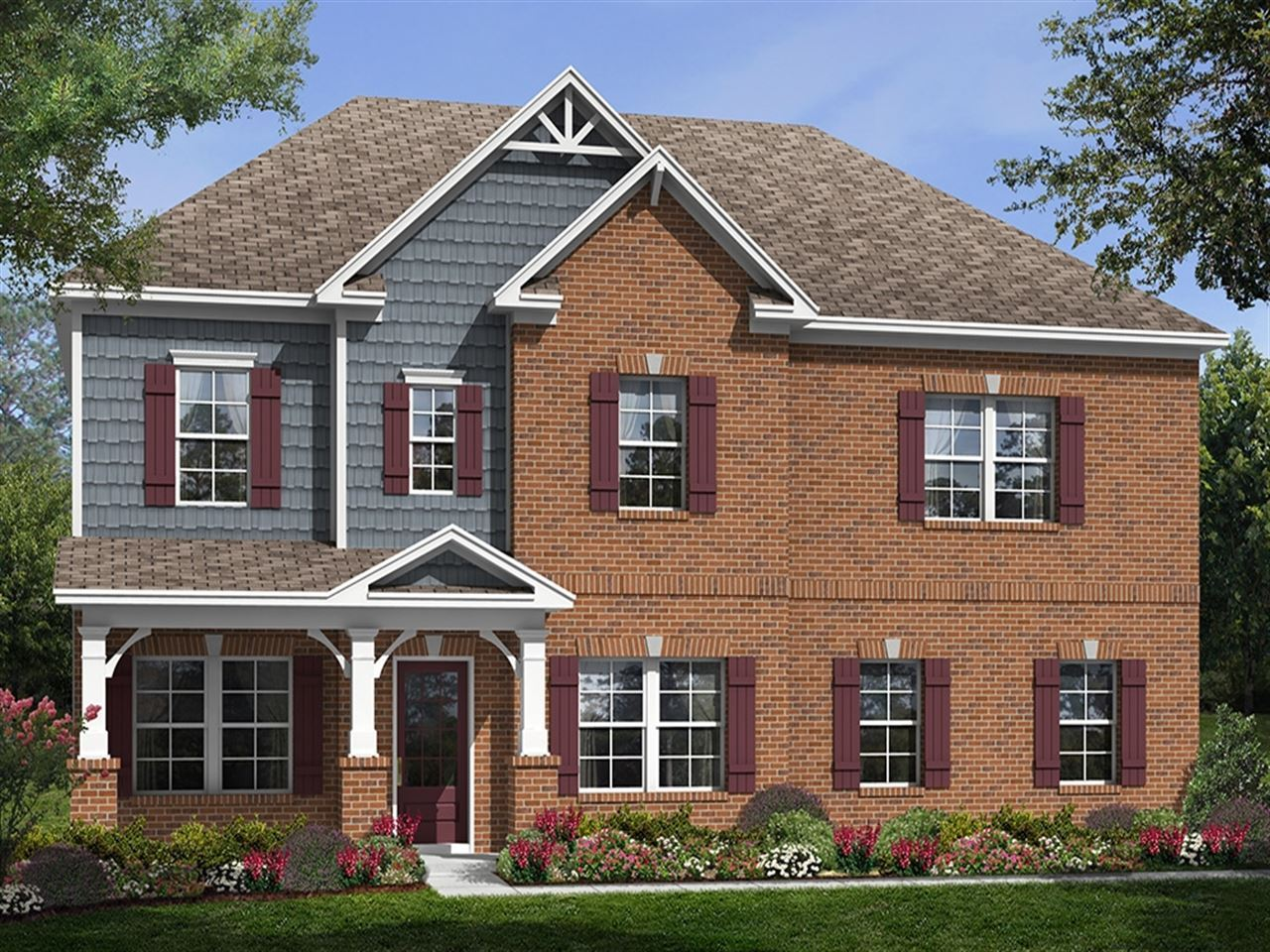 Parks at Meadowview by Ryland Homes