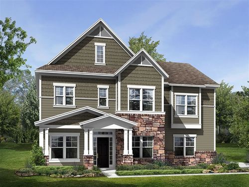 Parks at Meadowview by Ryland Homes in Raleigh-Durham-Chapel Hill North Carolina