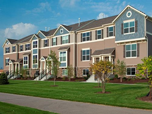 Wickford Village by Ryland Homes in Minneapolis-St. Paul Minnesota