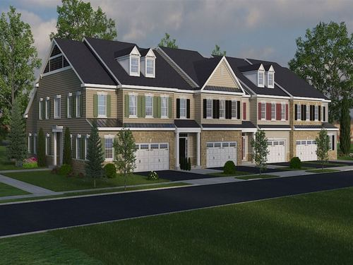 The Reserve at Rose Tree by Ryland Homes in Philadelphia New Jersey