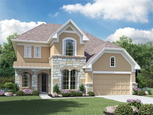 Executive at Johnson Ranch by Ryland Homes in San Antonio Texas