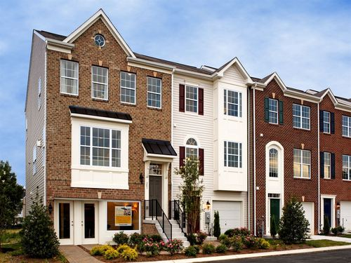 Red Oak Crossing by Ryland Homes in Baltimore Maryland