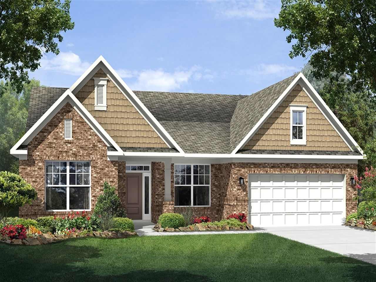 Chesapeake - Twin Oaks: Noblesville, IN - Ryland Homes