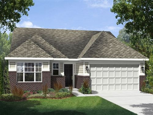 Red Fox Commons by Ryland Homes in Indianapolis Indiana