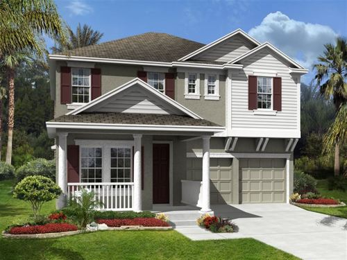 Hickory Hammock 55' & 60' Homesites by Ryland Homes in Orlando Florida