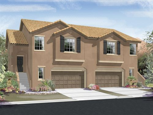 Centennial Crossings by Ryland Homes in Las Vegas Nevada