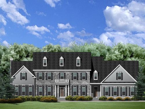 Springdale Farm by Ryland Homes in Philadelphia Pennsylvania