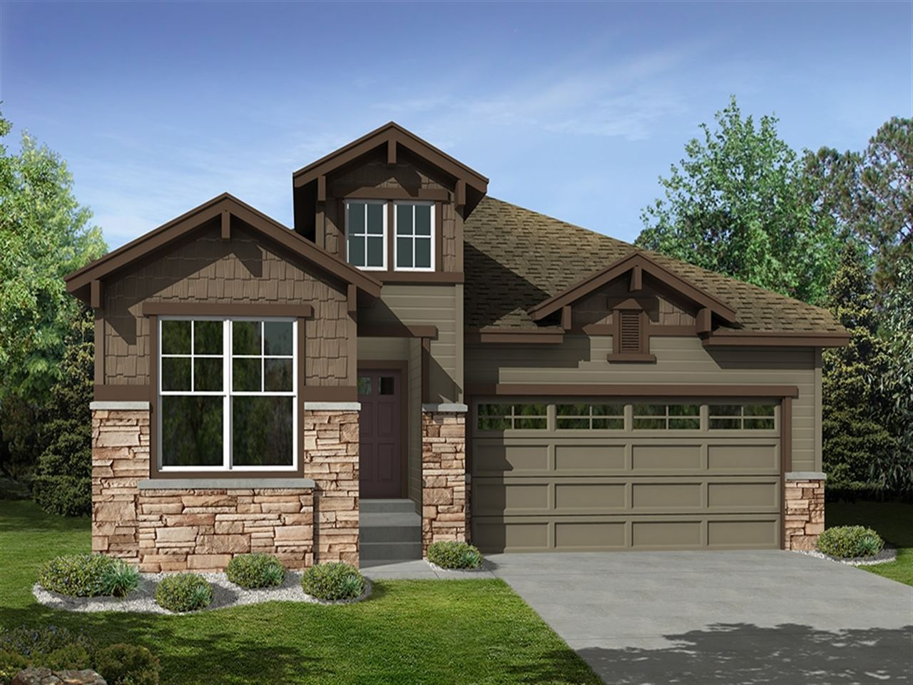 Sensation - Anthem Highlands: Broomfield, CO - Ryland Homes