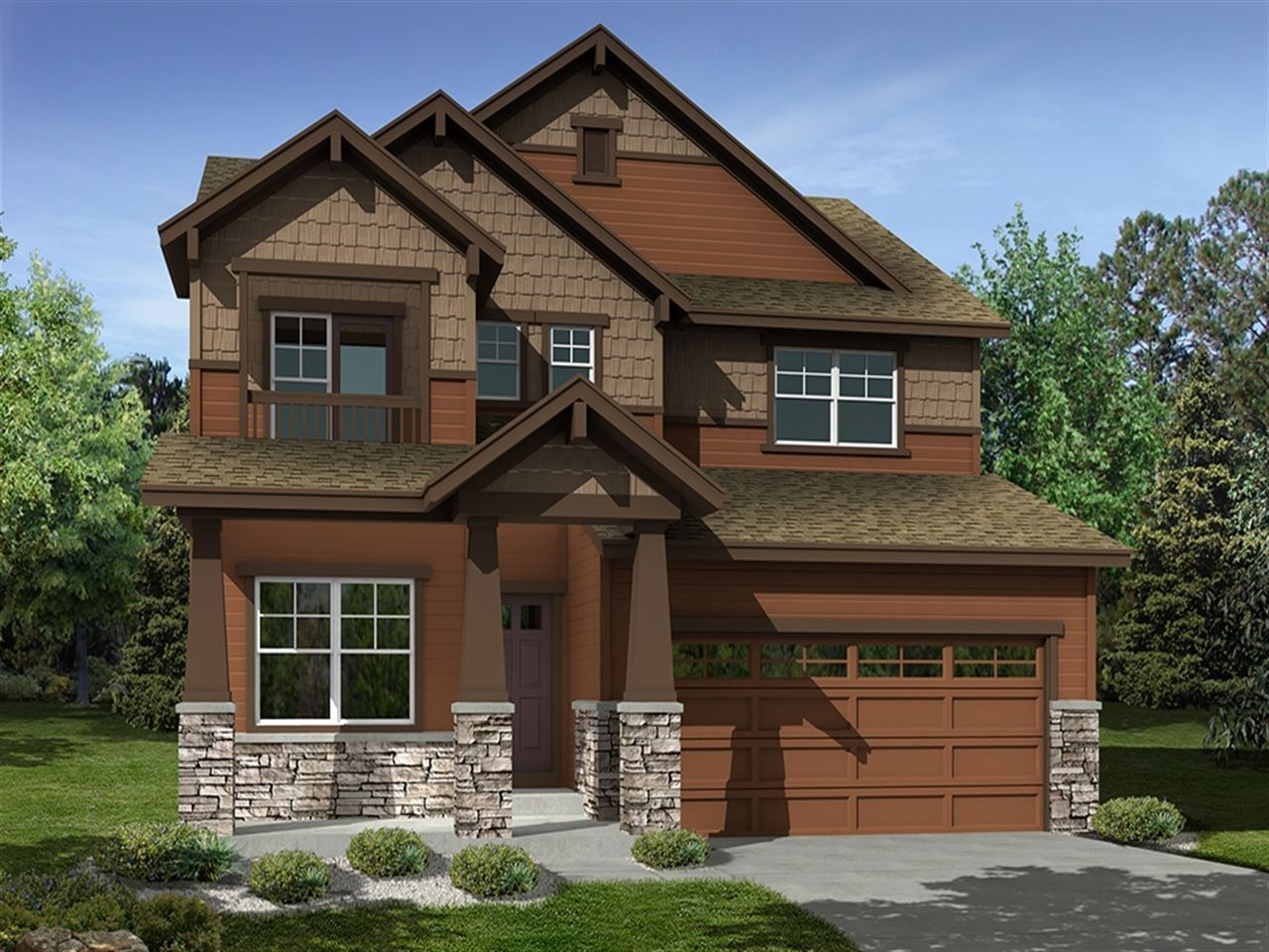 Symbol - Anthem Highlands: Broomfield, CO - Ryland Homes