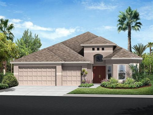 WaterStone Lakes - Palm Series by Ryland Homes in Tampa-St. Petersburg Florida
