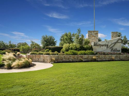 Whispering Hollow by Ryland Homes in Austin Texas