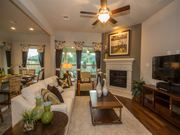 homes in Whispering Hollow by Ryland Homes