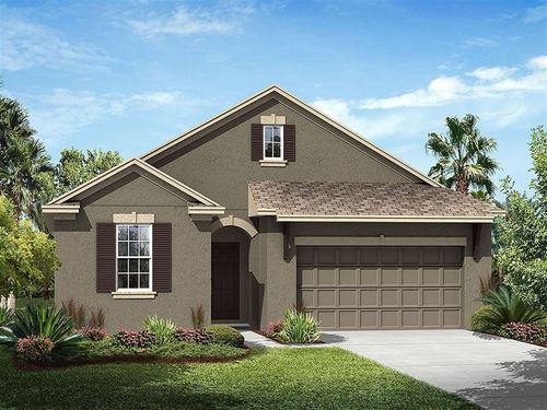 Tarpon Key by Ryland Homes in Tampa-St. Petersburg Florida