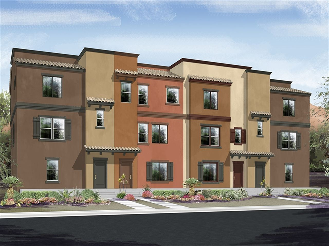 Ryland homes monteverdi rossi 1084149 north las vegas for Ryland homes