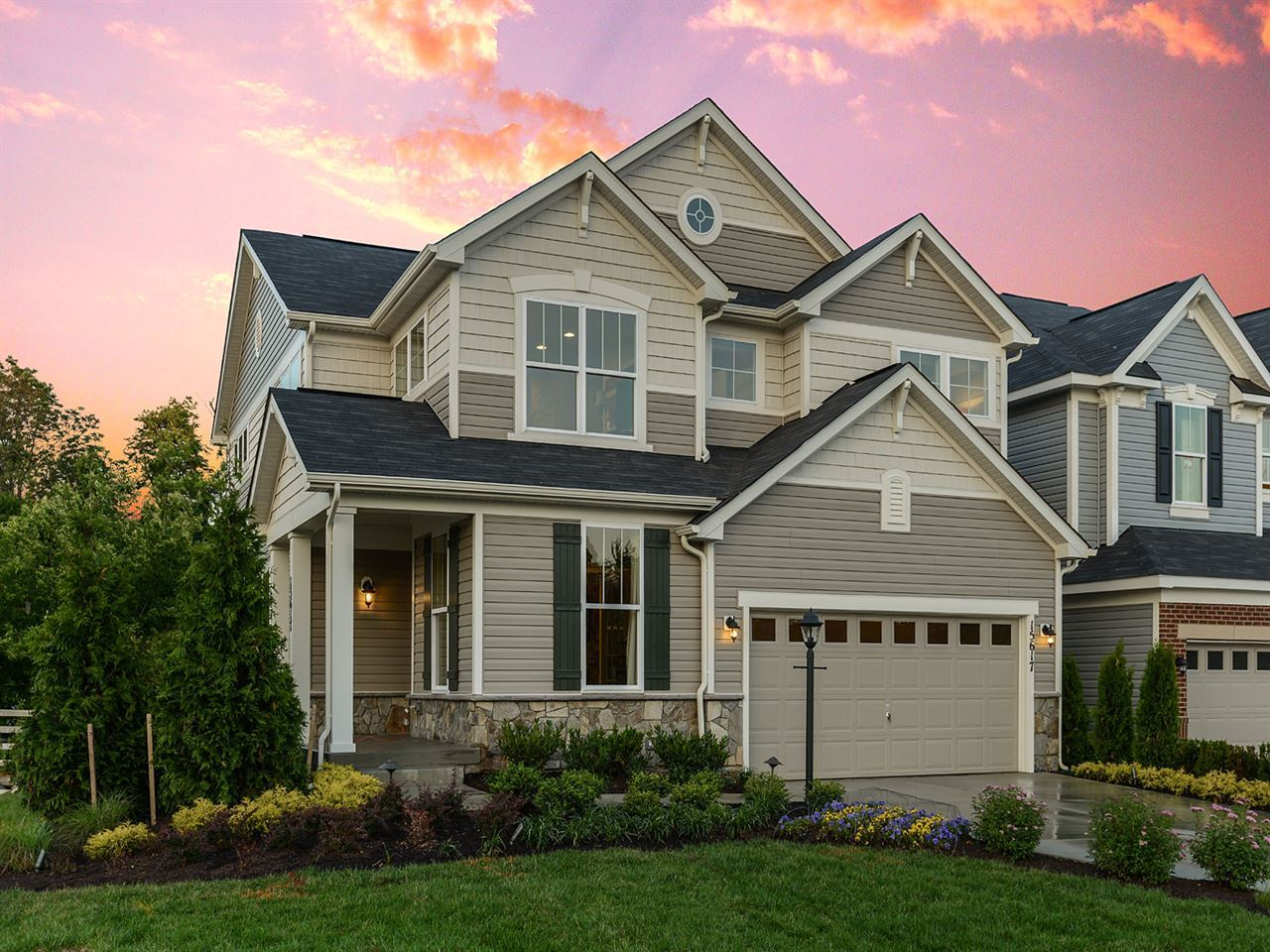 Ryland Homes Norbeck Crossing Single Family Homes Cashel Bay 1092910