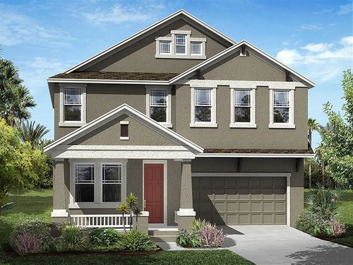 Union Park by Ryland Homes in Tampa-St. Petersburg Florida