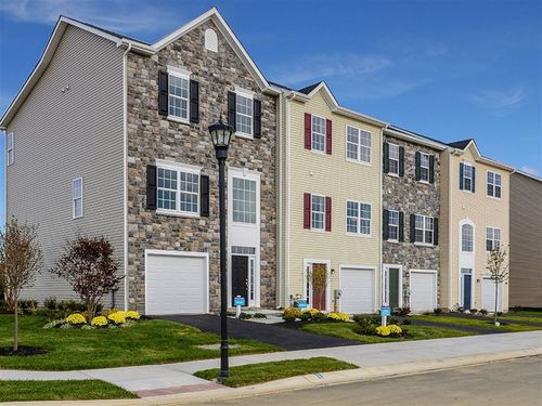 house for sale in Hyett's Crossing Townhomes by Ryland Homes