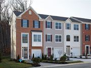 homes in Hyett's Crossing Townhomes by Ryland Homes