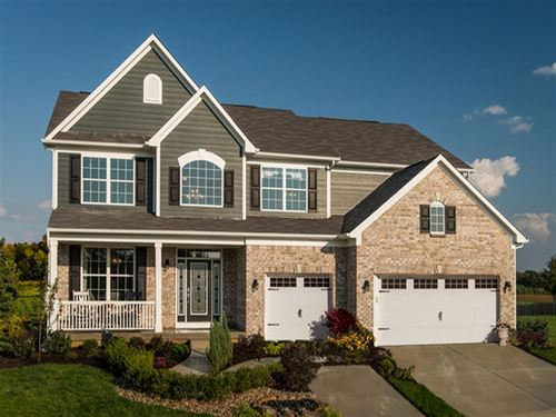 Fox Hollow by Ryland Homes in Indianapolis Indiana