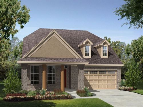 house for sale in Estates of Wedgewood Falls by Ryland Homes
