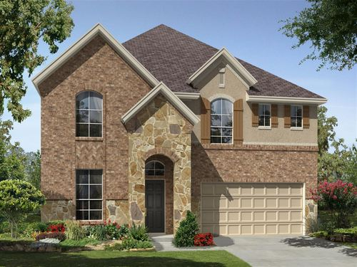Estates of Wedgewood Falls by Ryland Homes in Houston Texas