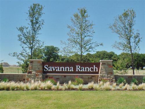 Savanna Ranch 60's by Ryland Homes in Austin Texas