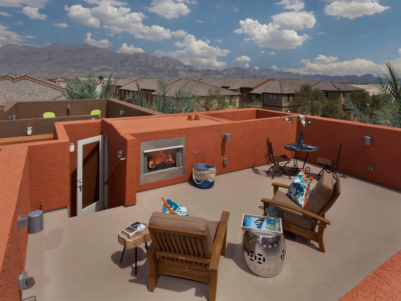 Ryland Homes Monteverdi Rossi 1084149 North Las Vegas