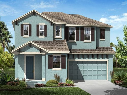 Admiral Pointe at MiraBay by Ryland Homes in Tampa-St. Petersburg Florida