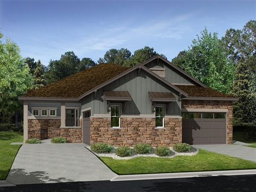 house for sale in Leyden Rock Patio Villas by Ryland Homes