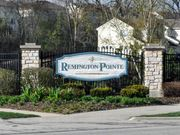 homes in Remington Pointe South by Ryland Homes