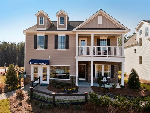 house for sale in Arbor Creek by Ryland Homes