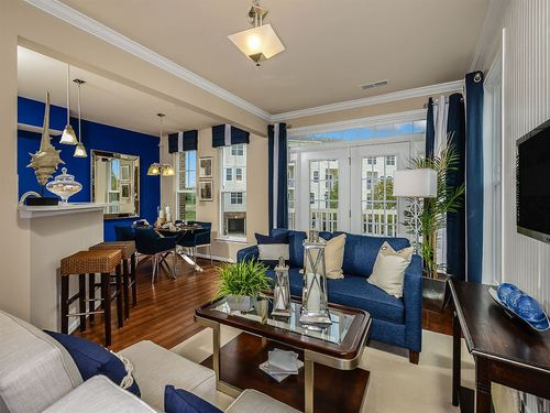 East Gate Back to Back Townhomes by Ryland Homes in Washington District of Columbia