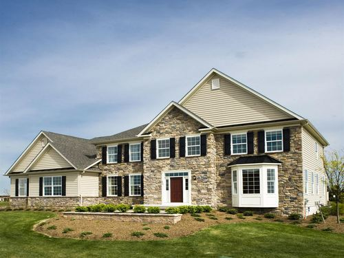 house for sale in Flint Hill Crossing by Ryland Homes