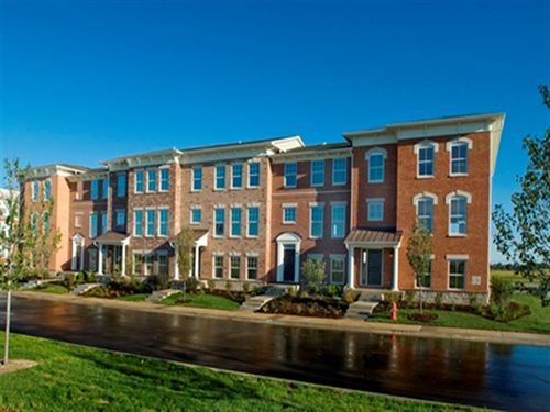 Park Meridian by Ryland Homes in Indianapolis Indiana