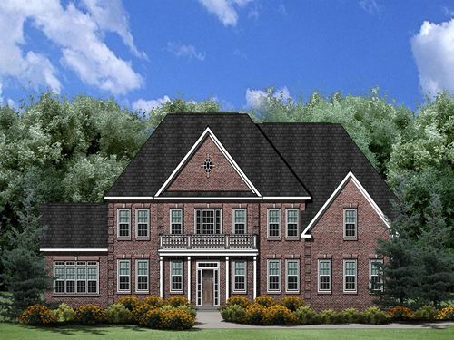 house for sale in Willowbrook at Moorestown by Ryland Homes