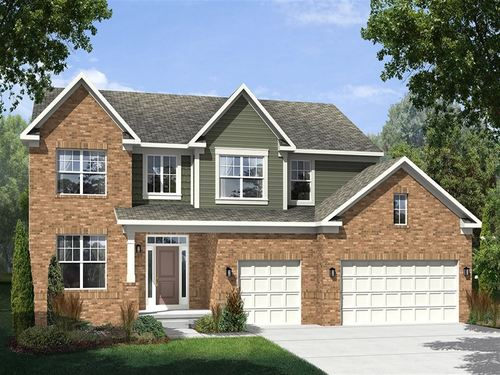 Twin Oaks by Ryland Homes in Indianapolis Indiana