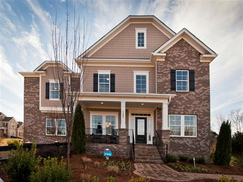 Drayton Reserve by Ryland Homes in Raleigh-Durham-Chapel Hill North Carolina