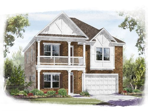 Hucks Landing by Ryland Homes in Charlotte North Carolina