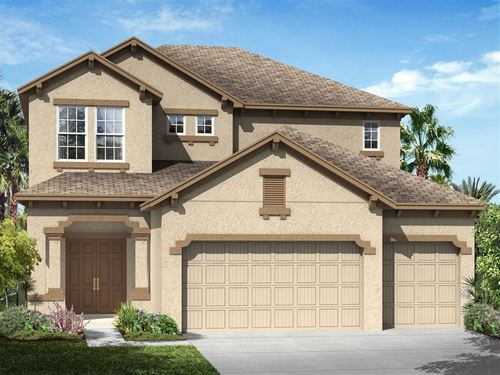 house for sale in Whisper Pointe at WaterGrass by Ryland Homes
