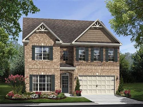 Marketplace Commons by Ryland Homes in Atlanta Georgia