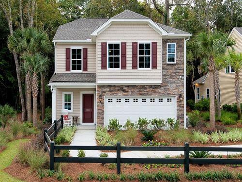 Limehouse Villas by Ryland Homes in Charleston South Carolina