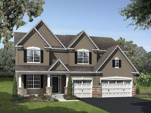 The Enclave at Cleary Lake by Ryland Homes in Minneapolis-St. Paul Minnesota