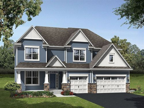 Stella Marshview by Ryland Homes in Minneapolis-St. Paul Minnesota