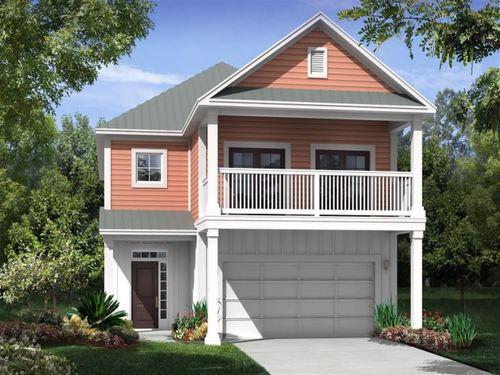 Hammock Pointe by Ryland Homes in Myrtle Beach South Carolina