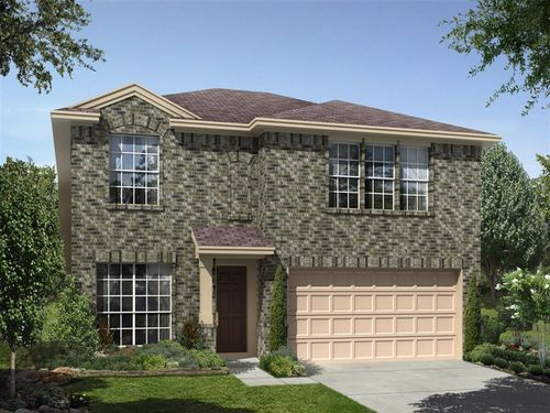 Preserve at Northampton - Princess by Ryland Homes in Houston Texas