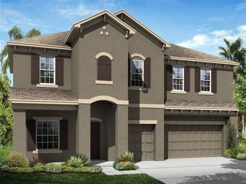 Shetland Ridge by Ryland Homes in Lakeland-Winter Haven Florida