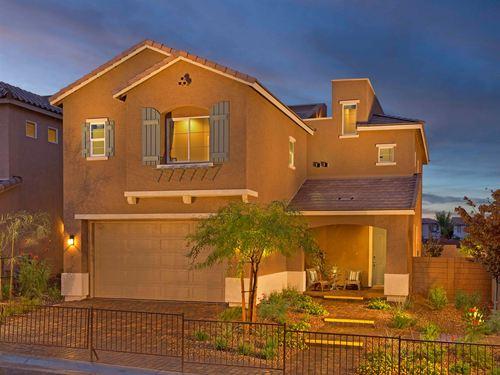 Arista by Ryland Homes in Las Vegas Nevada