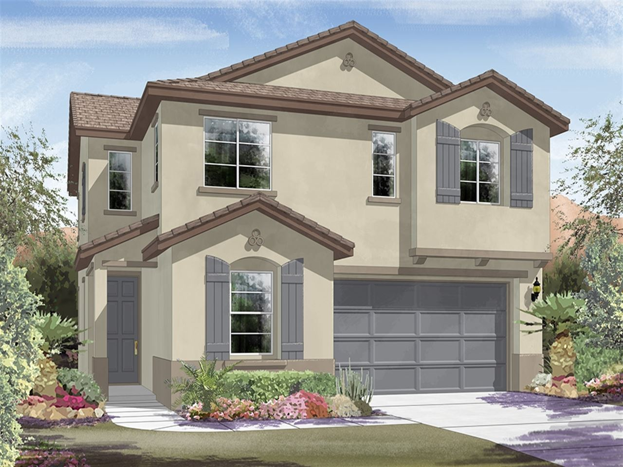 Nellis afb new homes topix for Ryland homes